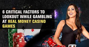 6 Things to Consider While Gambling Online